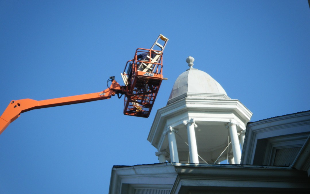 Bell Tower Removal