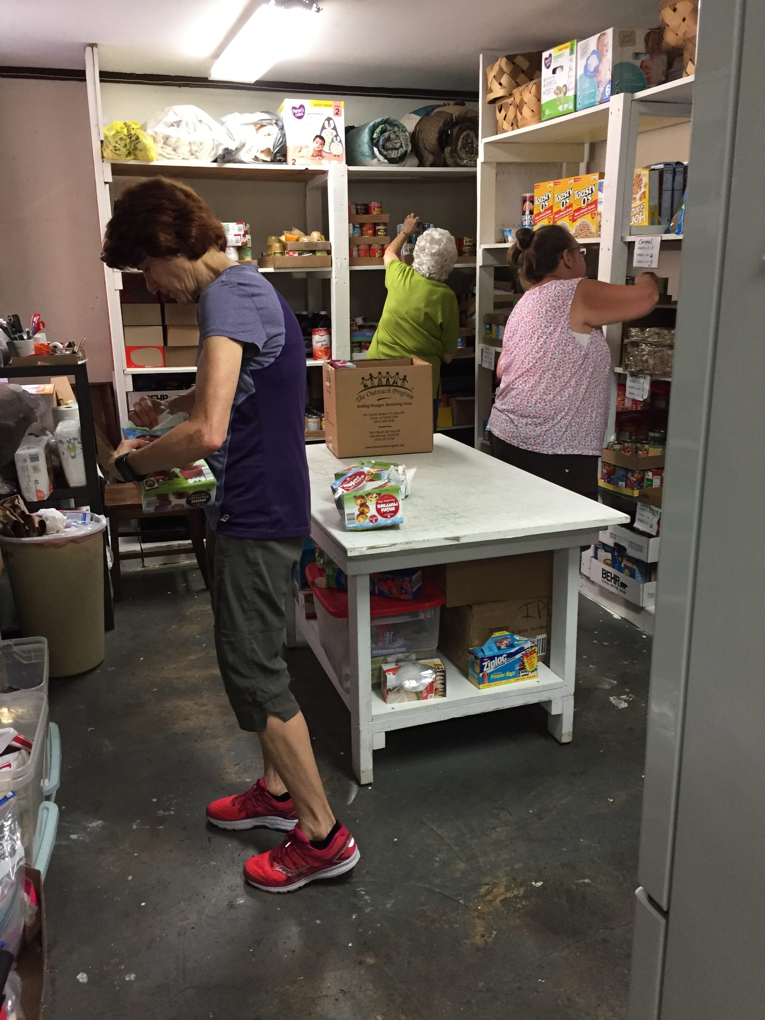 Marietta Area Community Food Pantry First Congregational United